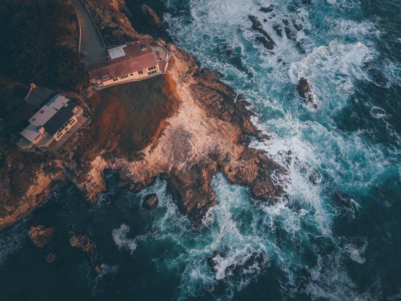 Luftbild - Drohnen-Fotografie