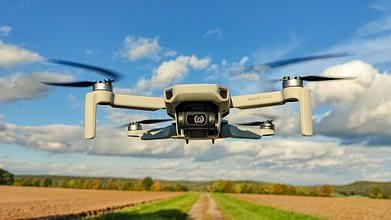 Flugobjekt - Drohne für die Kanaren