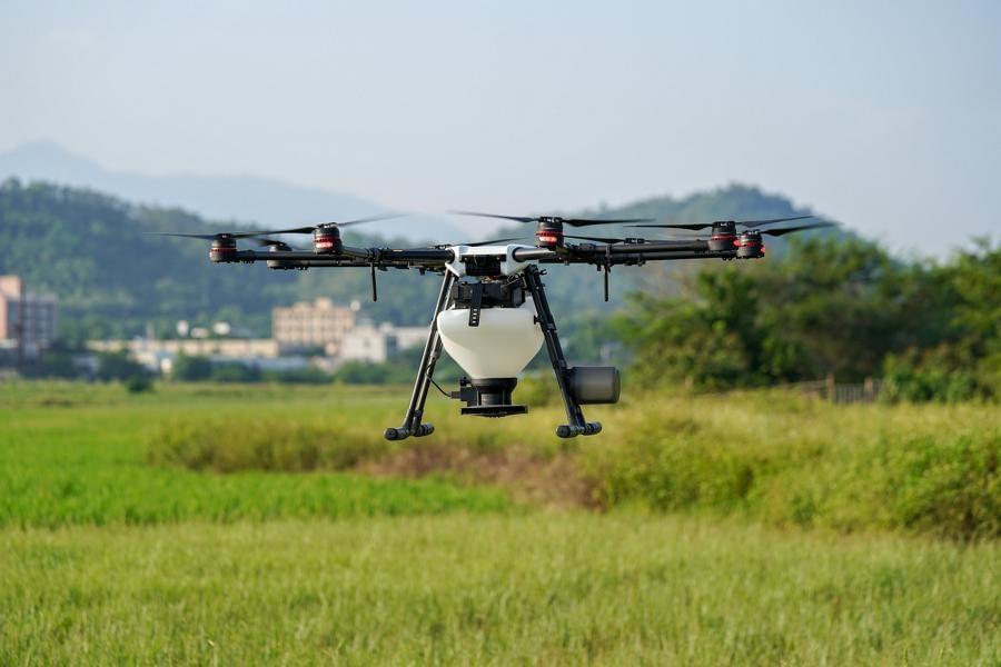 Drohne für die Kanaren