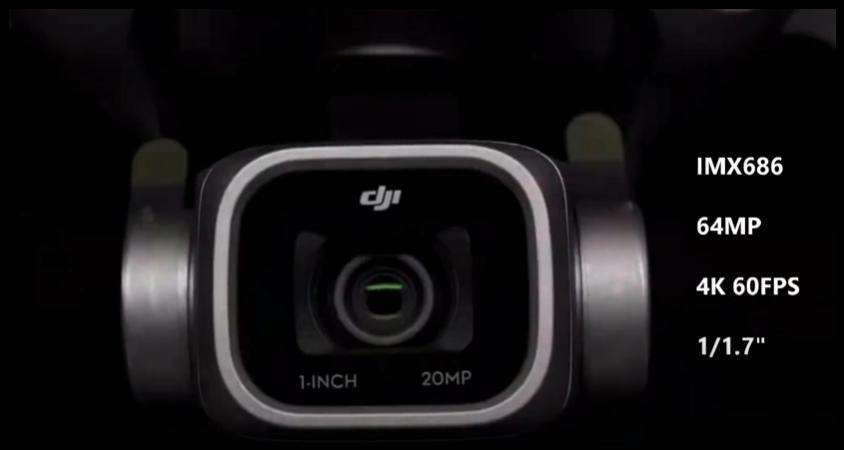 Kamera - DJI Air 2s