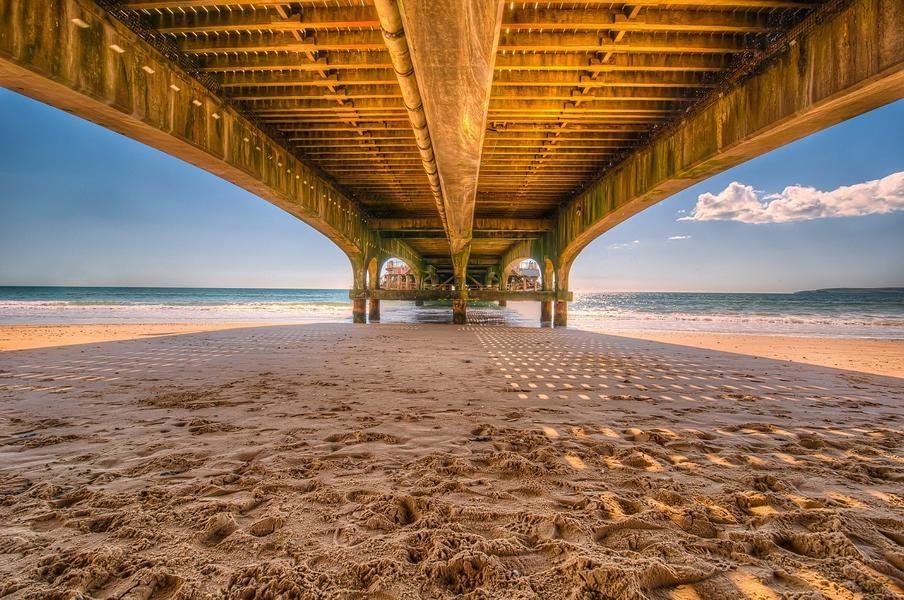 Brücke - Perspektive