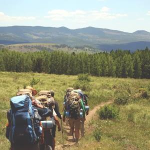 Natur und Wandern