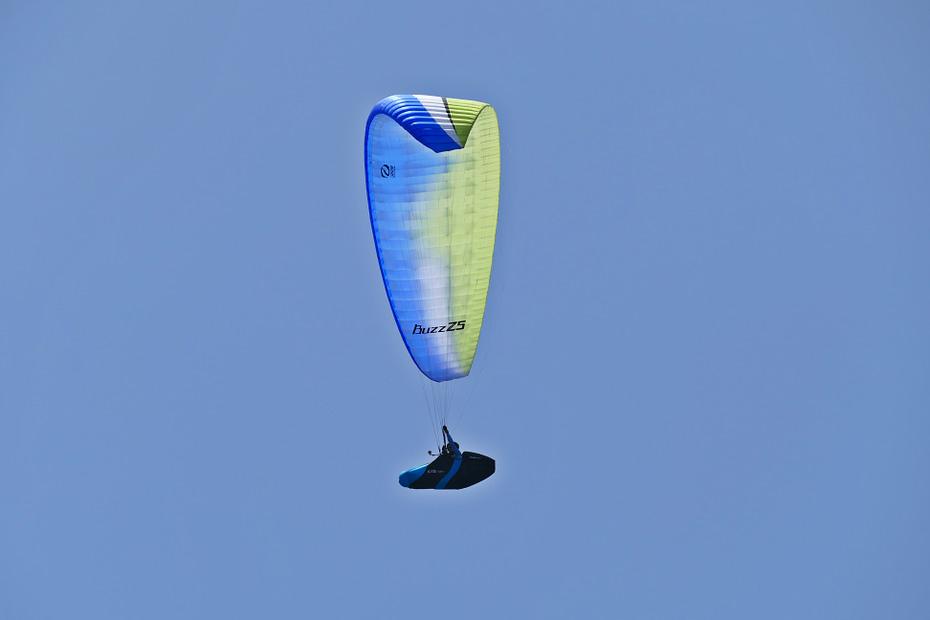Gleitschirm - Paragliding