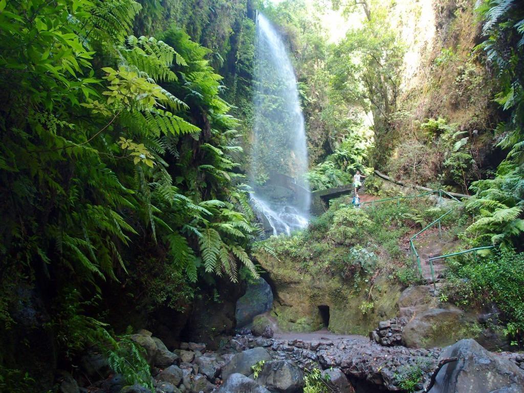 Wasserfall Los Tilos